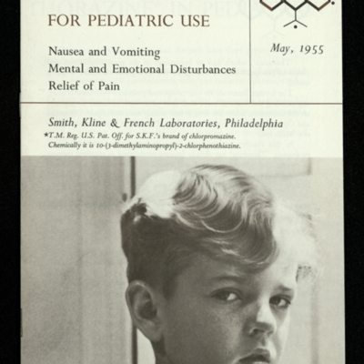 Thorazine for Pediatric Use
