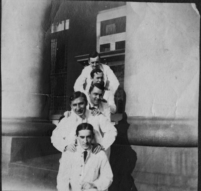 Group of physicians