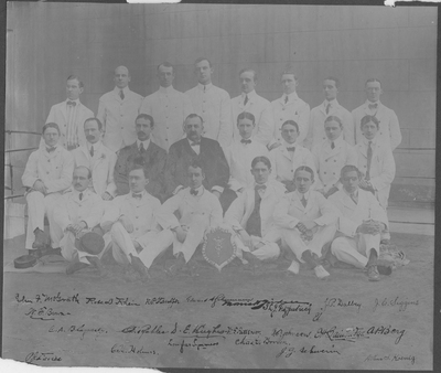 Resident Physicians 1902
