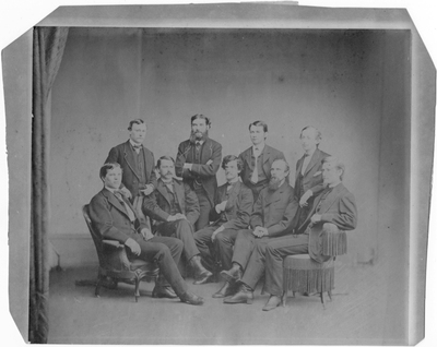 Resident Physicians 1867