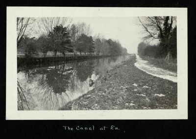 The Canal at Eu.