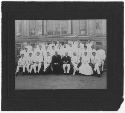 Resident Physicians 1906