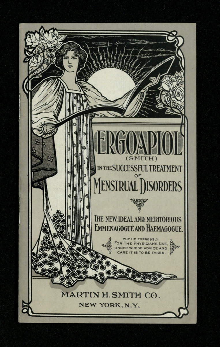 Ergoapiol (Smith) in the Successful Treatment of Menstrual Disorders