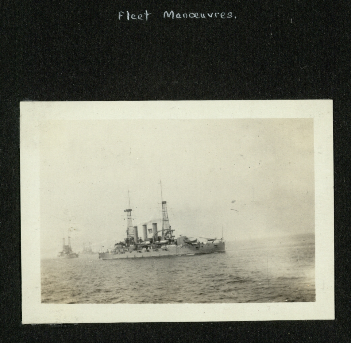 Fleet Manoeuvres. [Image 2]
