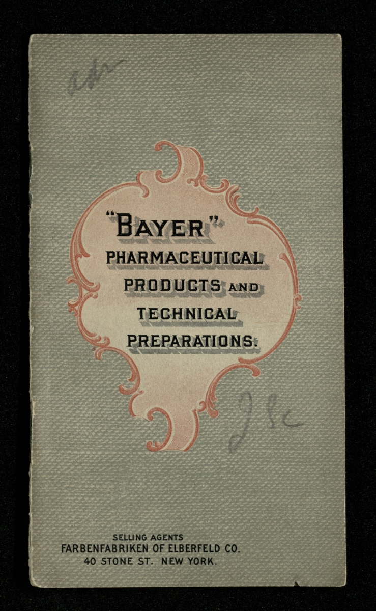 """Bayer"" Pharmaceutical & Technical Products"