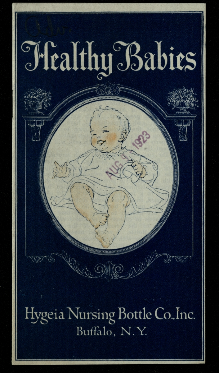 Healthy Babies, cover