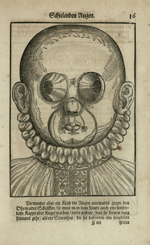 Woodcut from [Ophthalmodouleia], das ist Augendienst [16r]