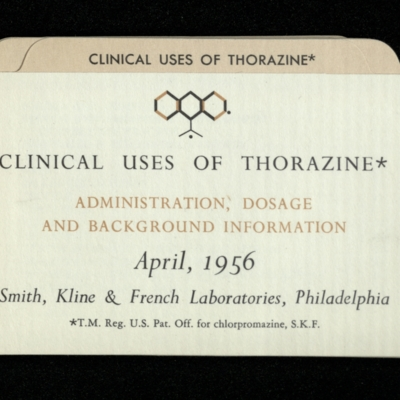 Clinical Uses of Thorazine