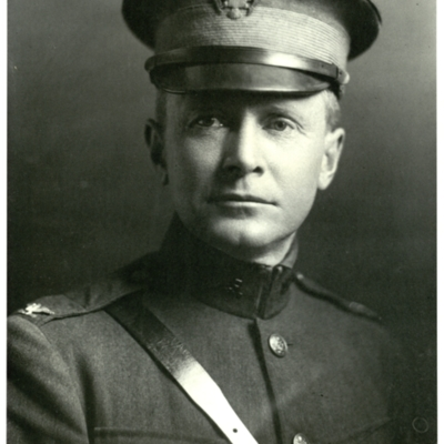 Colonel George W. Norris, portrait
