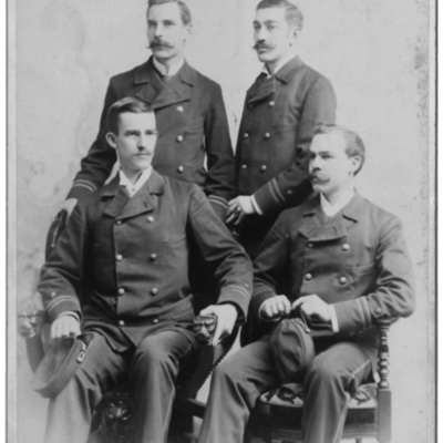 Resident Physicians 1892