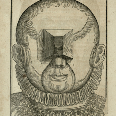 Woodcut from [Ophthalmodouleia], das ist Augendienst [16v]