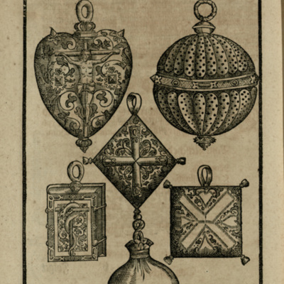 Woodcut from [Ophthalmodouleia], das ist Augendienst [253v]