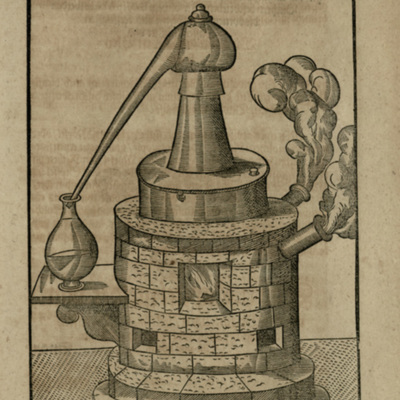 Woodcut from [Ophthalmodouleia], das ist Augendienst [261r]