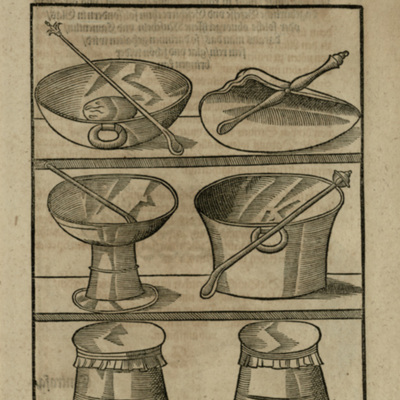Woodcut from [Ophthalmodouleia], das ist Augendienst [271r]