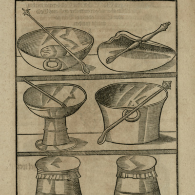 Woodcut from [Ophthalmodouleia], das ist Augendienst [266r]