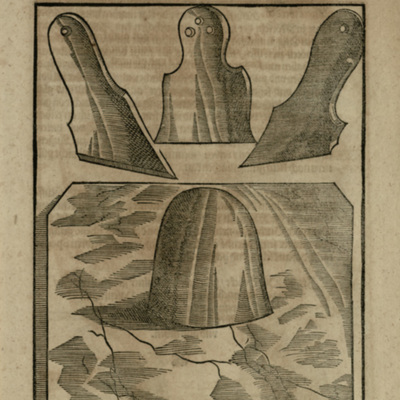 Woodcut from [Ophthalmodouleia], das ist Augendienst [270r]