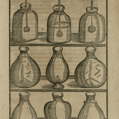 Woodcut from [Ophthalmodouleia], das ist Augendienst [264r]